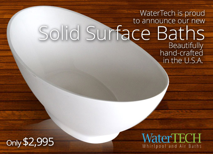 Solid Surface Bath Tubs